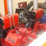 Cung cấp máy bơm Pentax nhập khẩu cho Tập Đoàn Đại Cường
