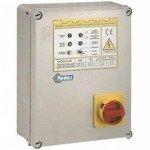 Tủ điện cho máy bơm chìm Pentax – QMTR-15