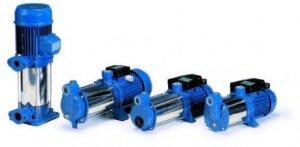 Máy bơm nước trục đứng Pentax chính hãng – MPT 200/4V