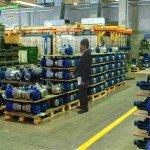 Chuyến thăm quan nhà máy sản xuất máy bơm Pentax