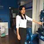 HTH chính thức ra mắt tem chống hàng giả cho máy bơm nước Pentax