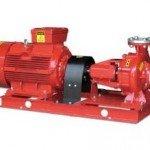 Máy bơm điện chữa cháy PENTAX 40HP chính hãng giá rẻ