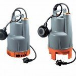 Máy bơm nước thải Pentax cao cấp – DPV100G thumbnail