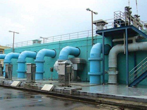 Hệ thống bơm nước thải Pentax hiện đại nhất Việt Nam hiện nay