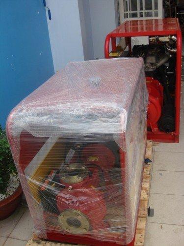 Máy bơm chữa cháy sử dụng đầu bơm Pentax nhập khẩu