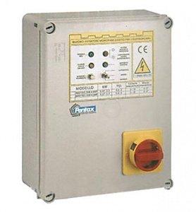 Tủ điện - tủ điều khiển Bơm Pentax