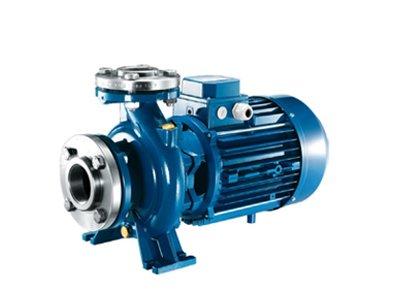 Máy bơm ly tâm có đặc điểm là phải có quá trình mồi nước