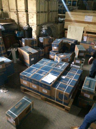Kiểm tra máy bơm pentax sau khi nhập khẩu về Việt Nam
